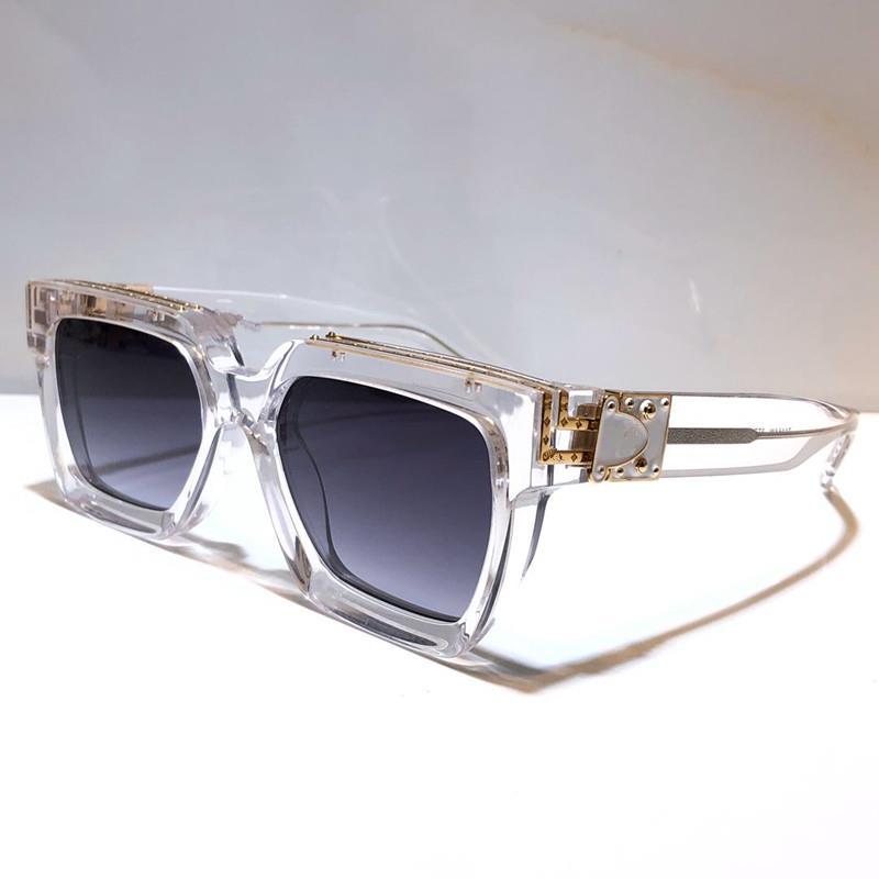 lente grigio trasparente