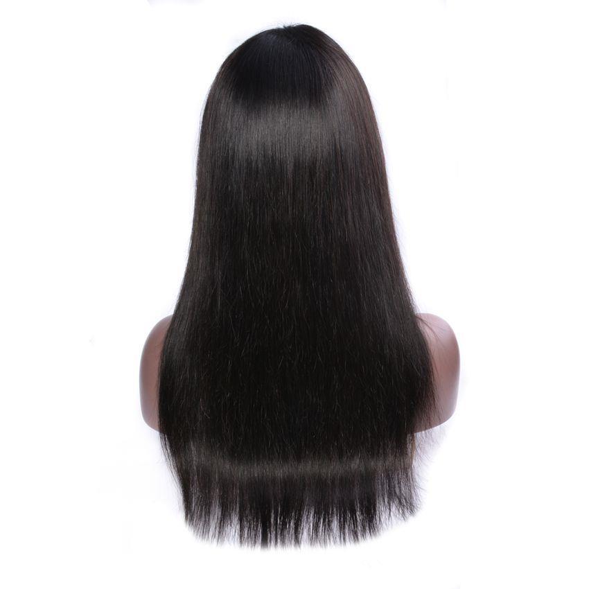 Прямой парик волны