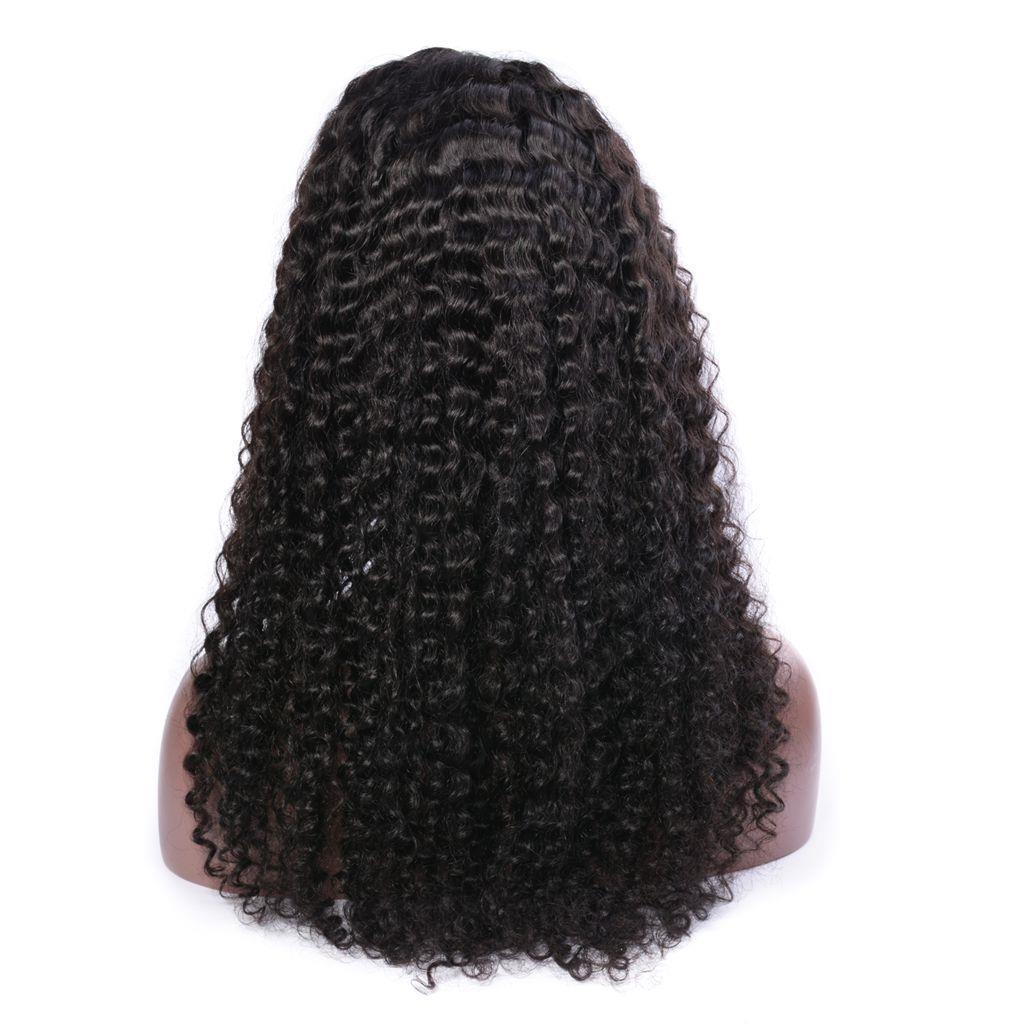 Кудрявый парик волны