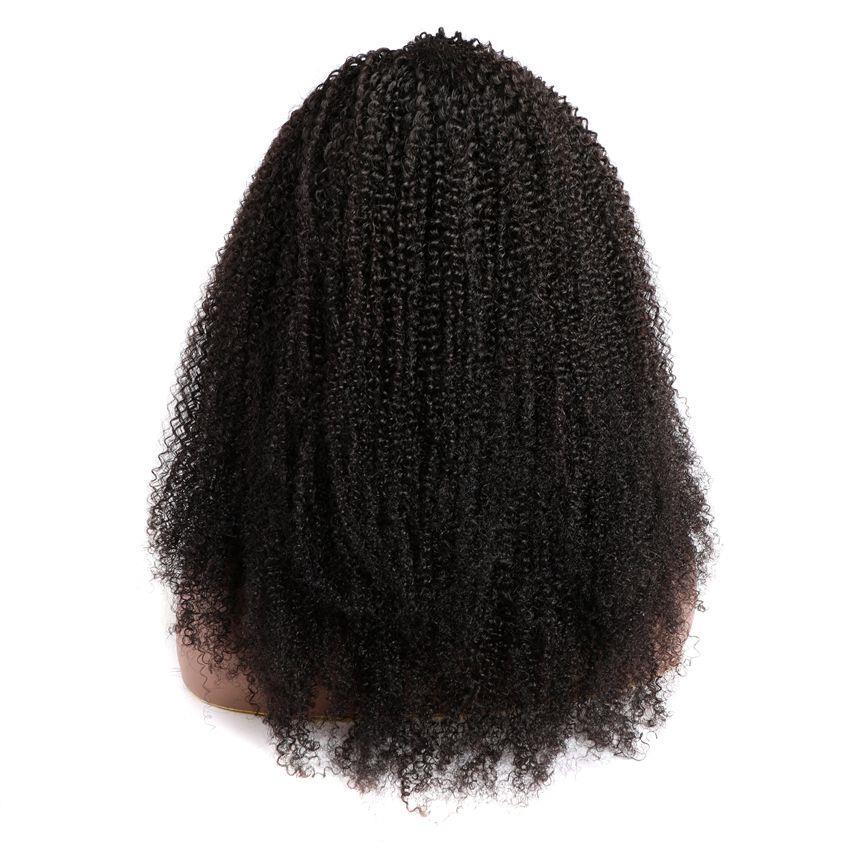Кудрявый парик