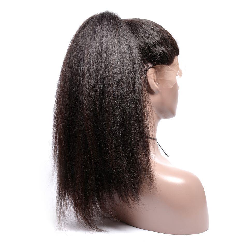 Яки прямой парик
