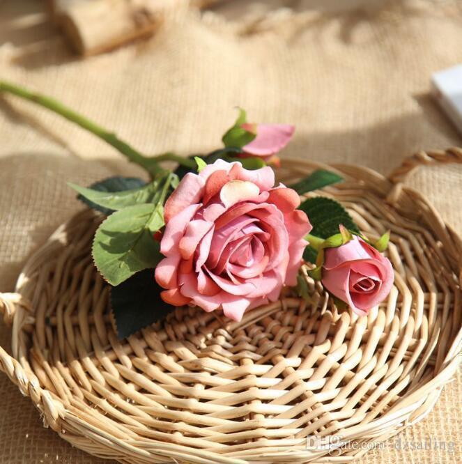 Antiguo rosa