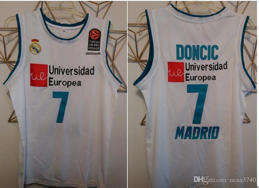 #7 Luka Doncic
