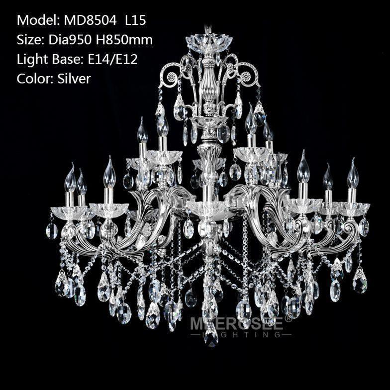 Silver color D950mm H850mm L15