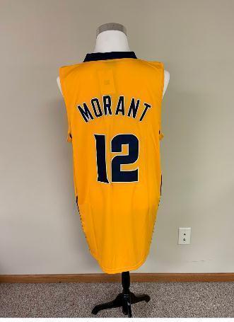#12 Ja Morant