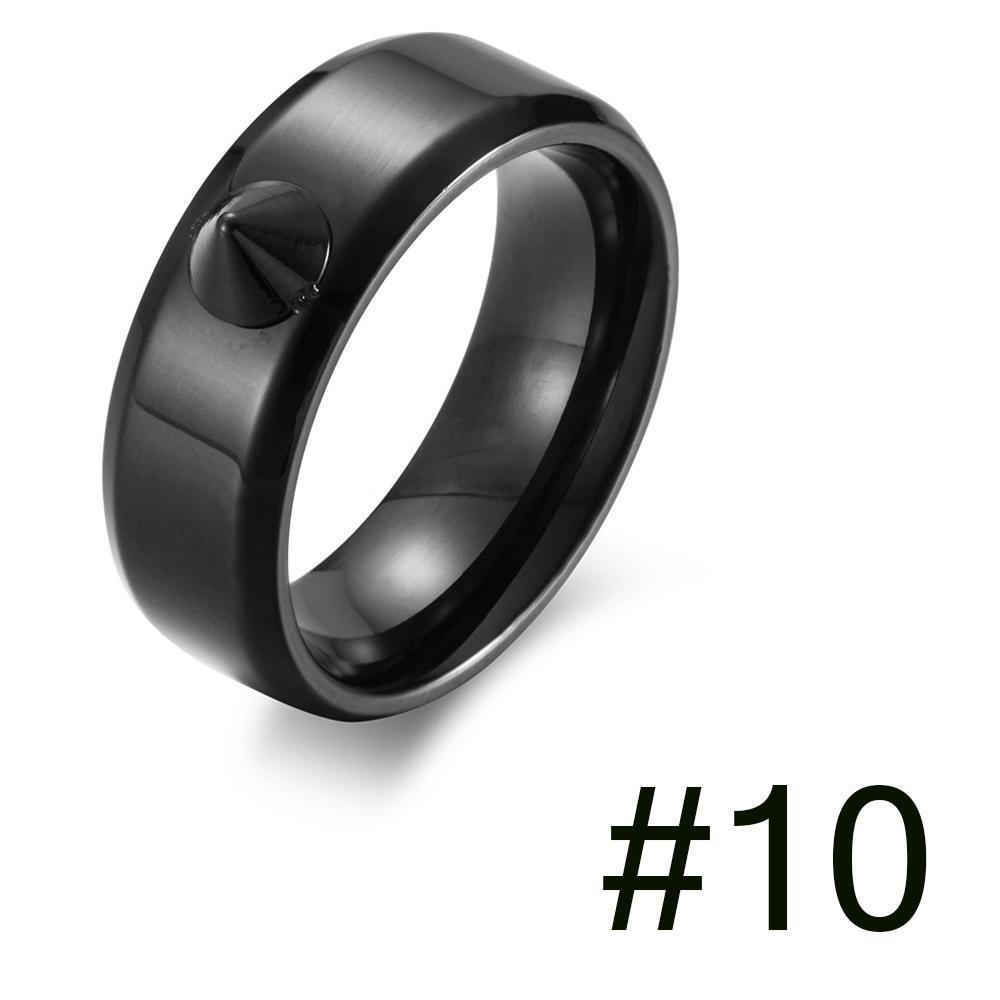 balck # 10