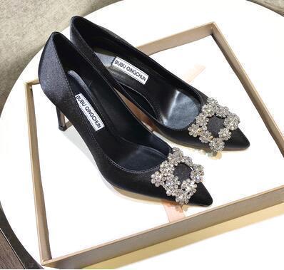 Black (heel height: 8 cm)