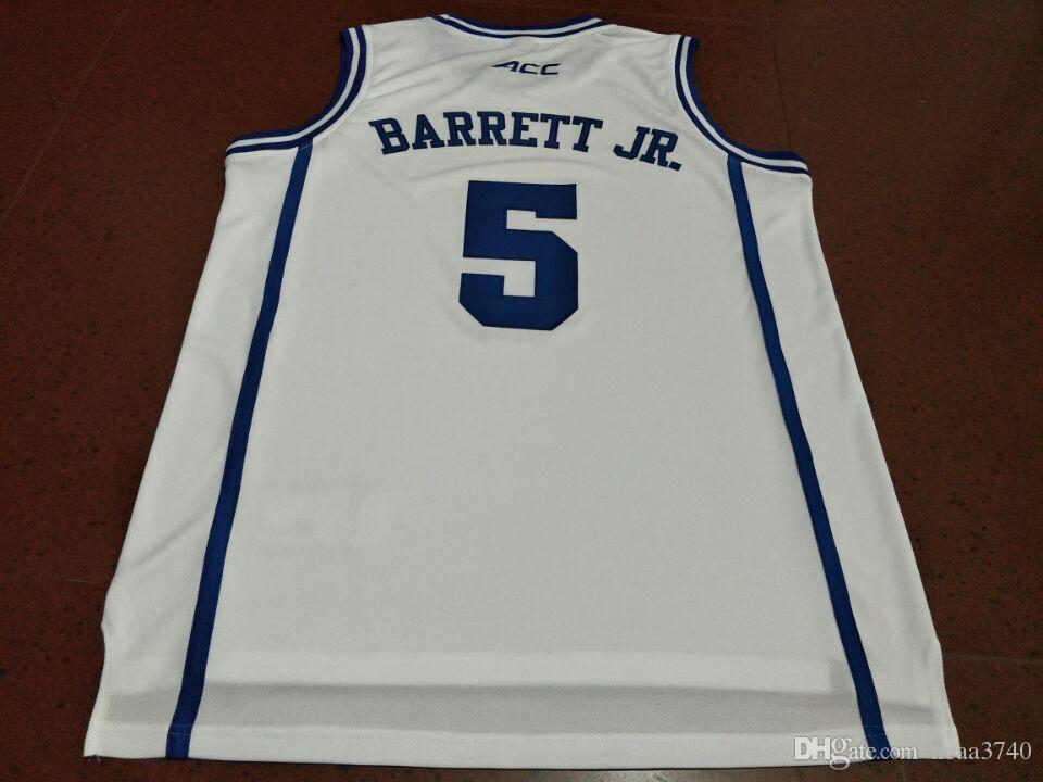#5 BARRETT JR.
