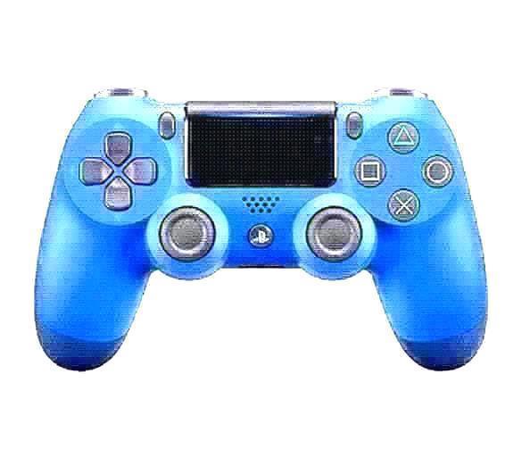 Blau Mit Logo