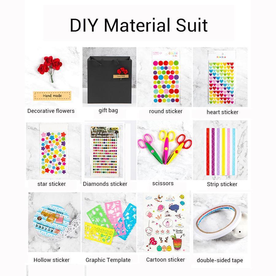 terno material de DIY