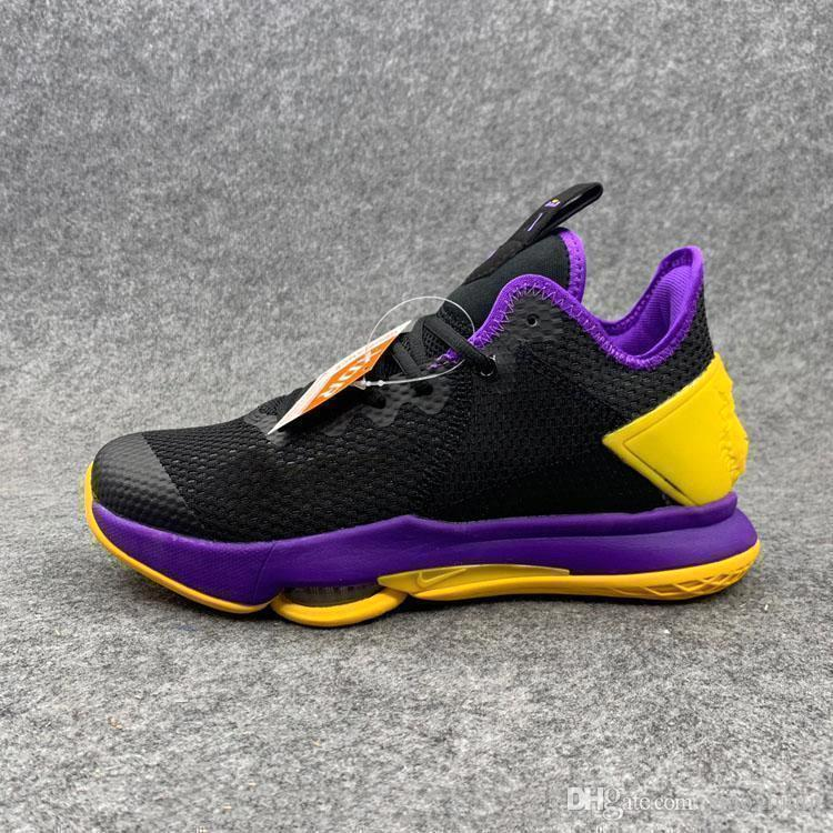 Black Yellow Purple