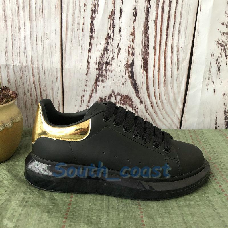 oro metalizado negro