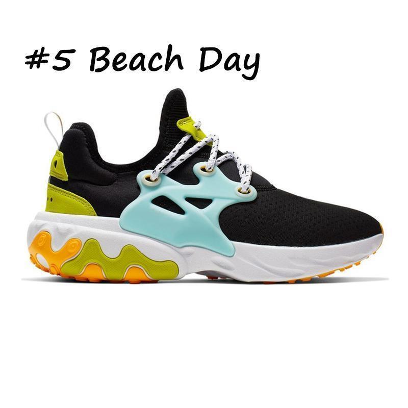 5 jour de plage
