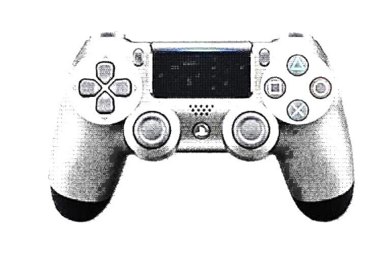 Acero gris con el logotipo