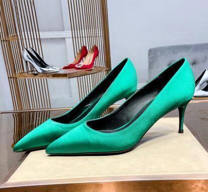 Зеленый 6,5 см