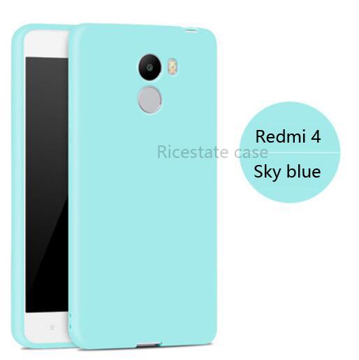 Redmi 4 Sky blue