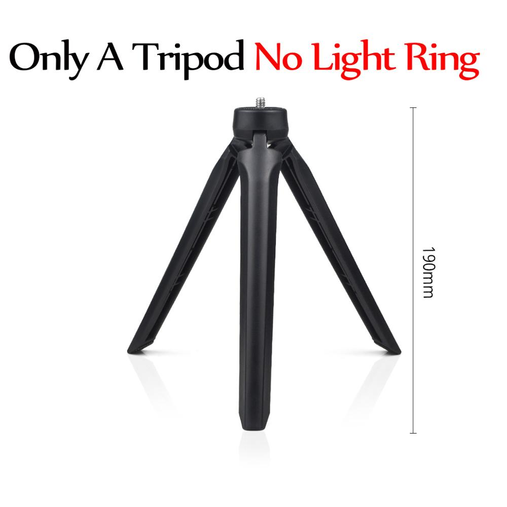 1 Tripé Sem Lamp LED