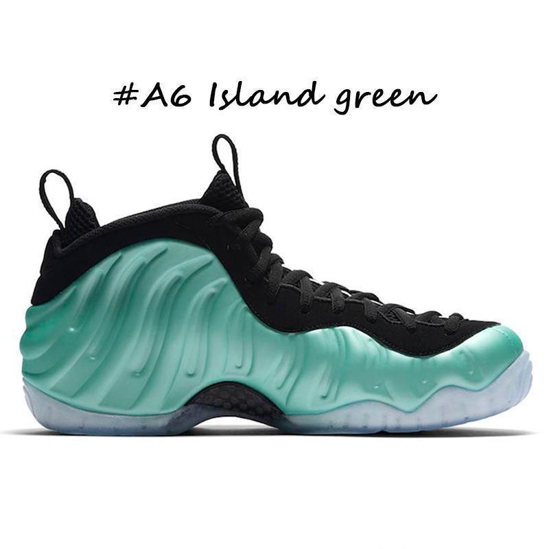 #A6 Island green