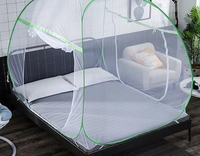 Grünes 1,2m (4 Fuß) Bett