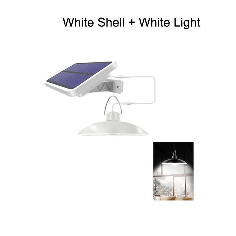 Bir Beyaz Shell + Beyaz Işık