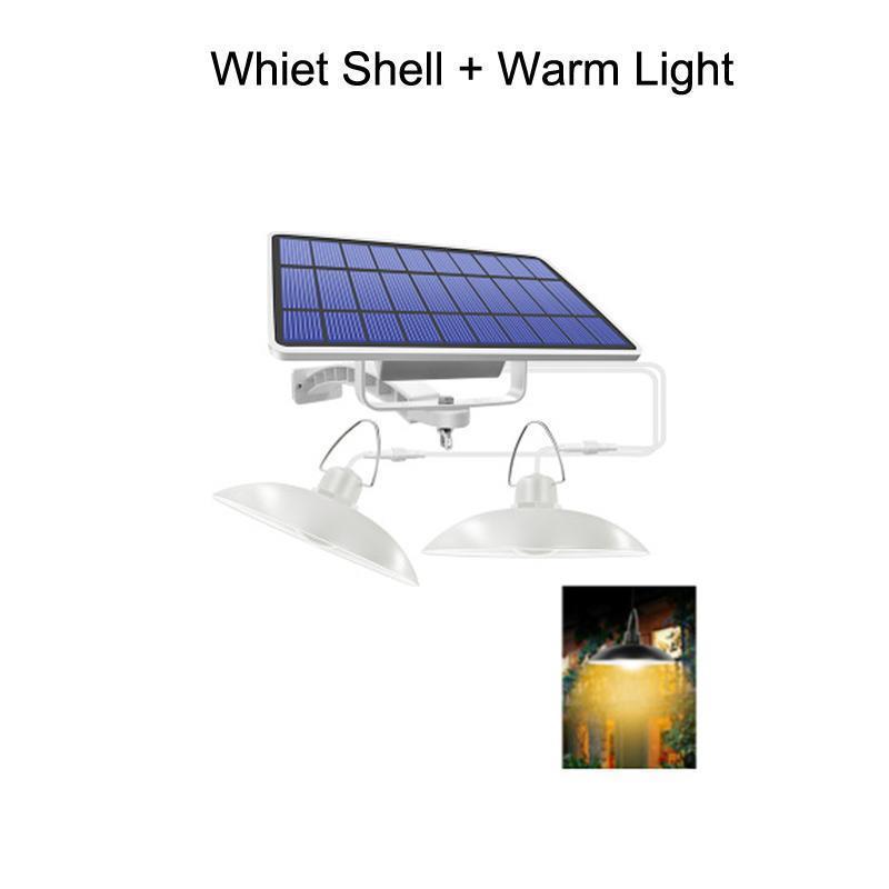 B Whiet Kabuk + Sıcak Işık