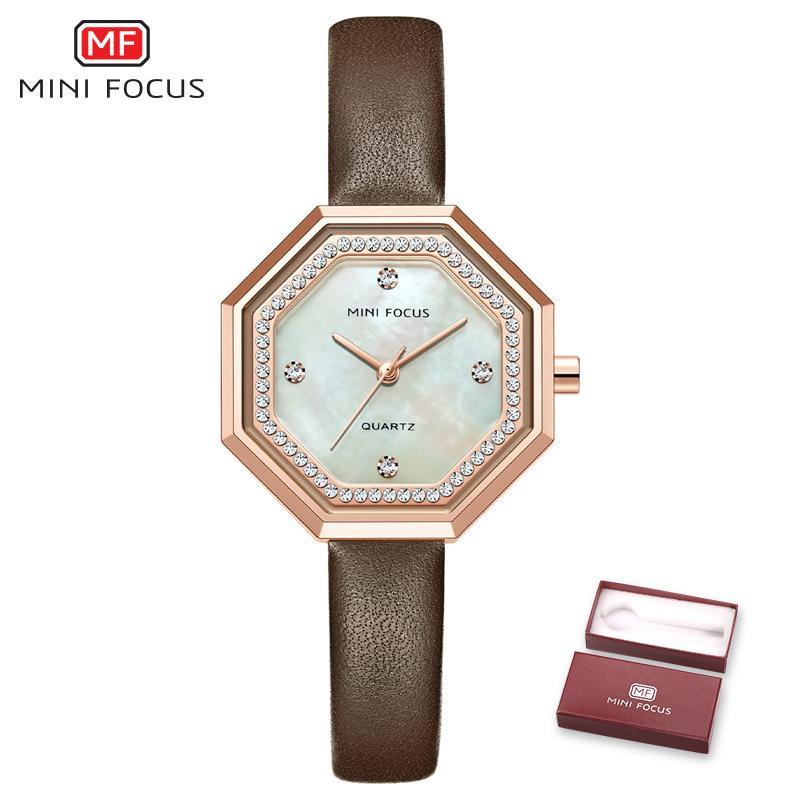 marrone orologio