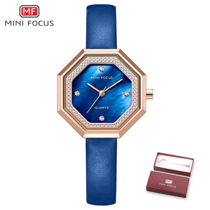 blu orologio