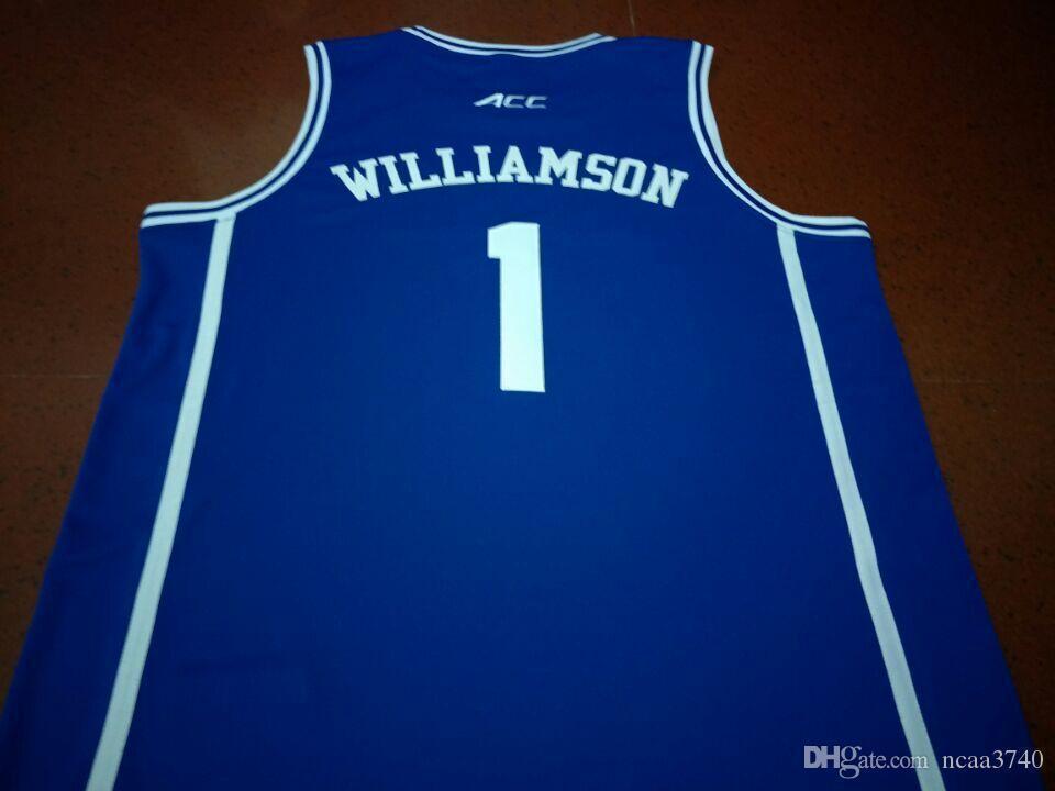 #1 WILLIAMSON