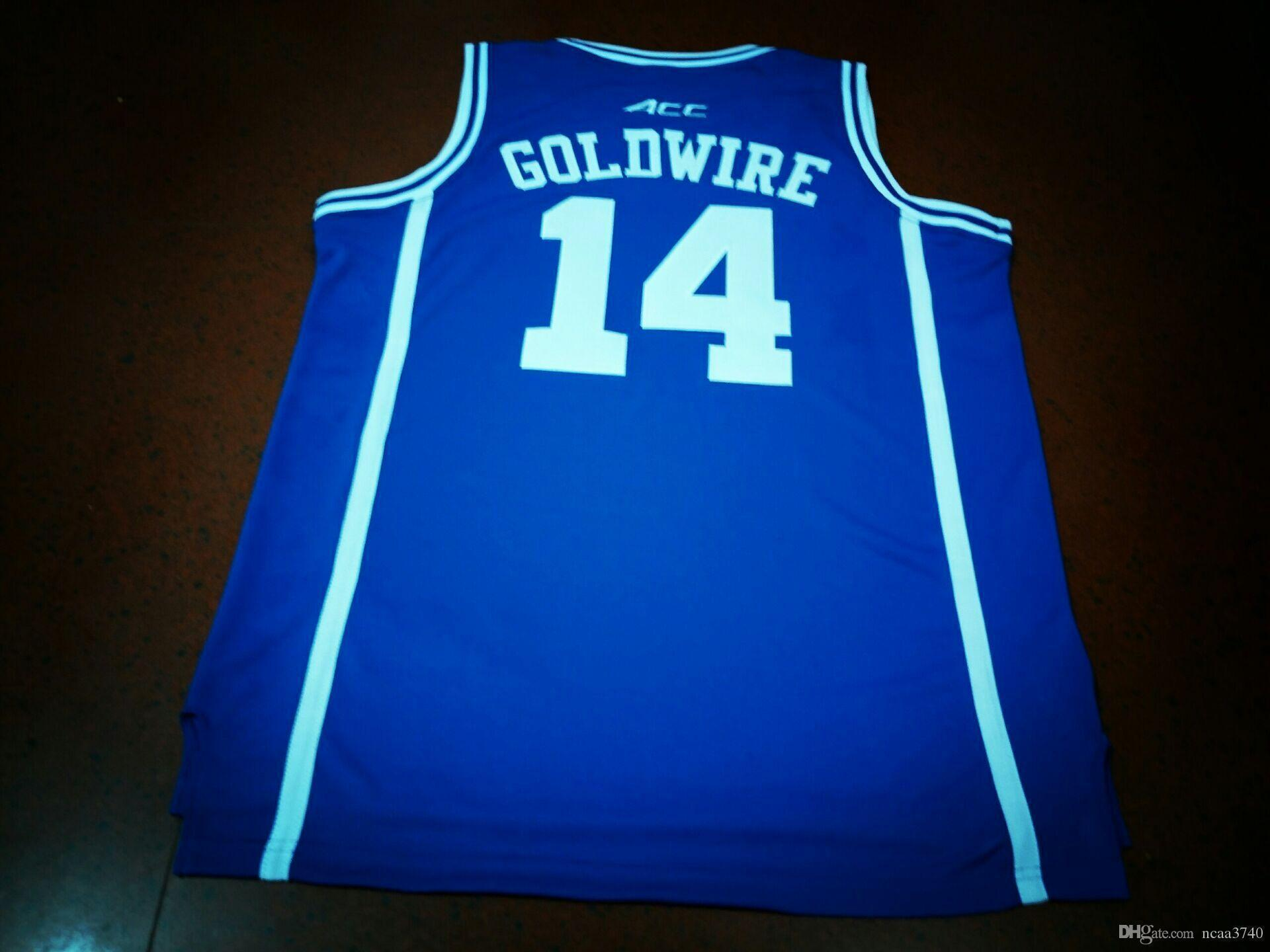 #14 GOLDWIRE
