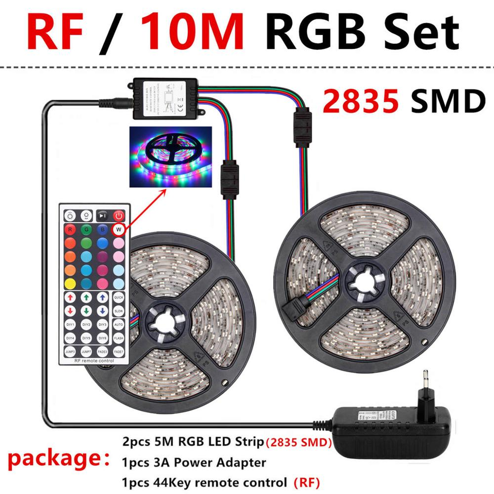 2835 RGB 10M Set RF