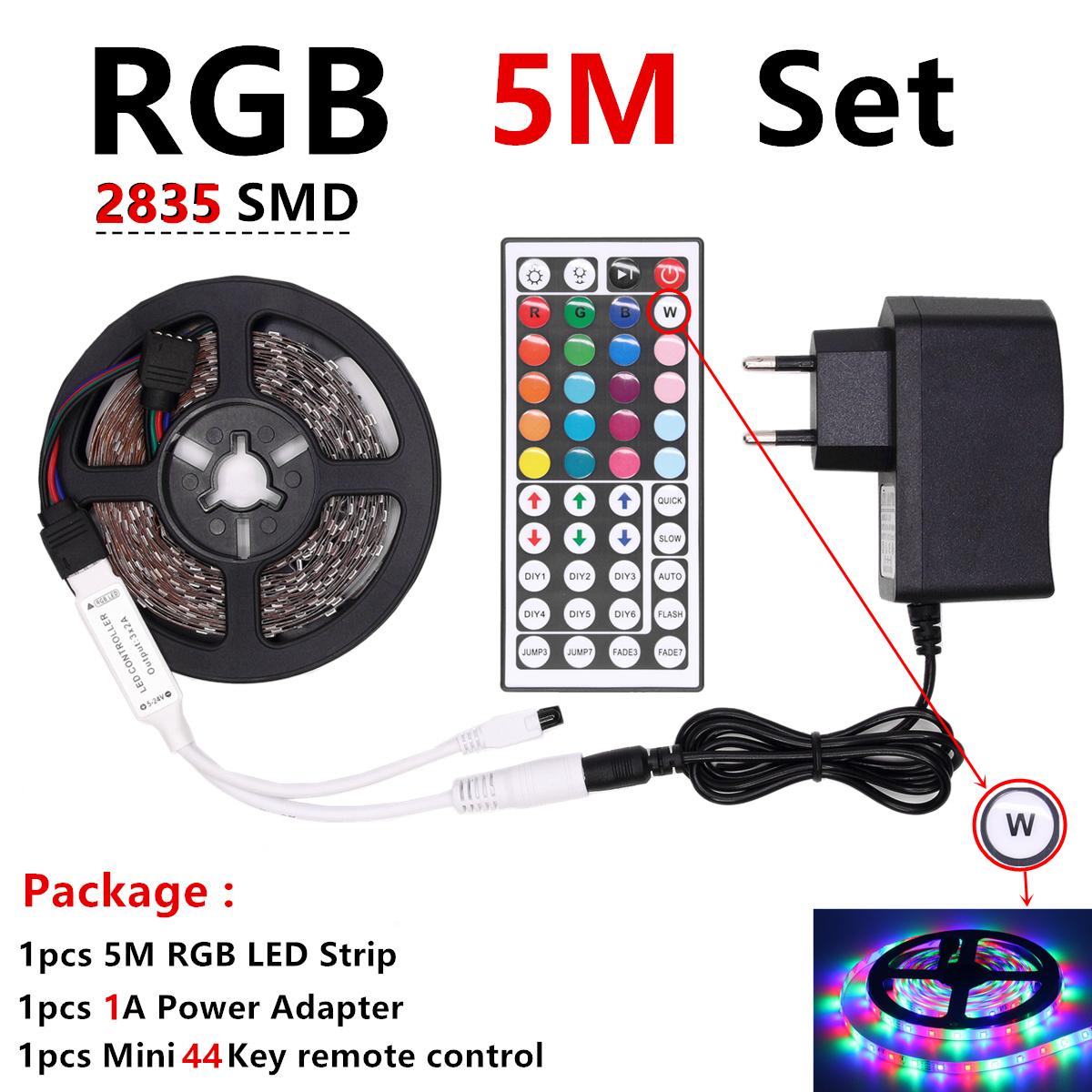 2835 LED Set 5 M IR