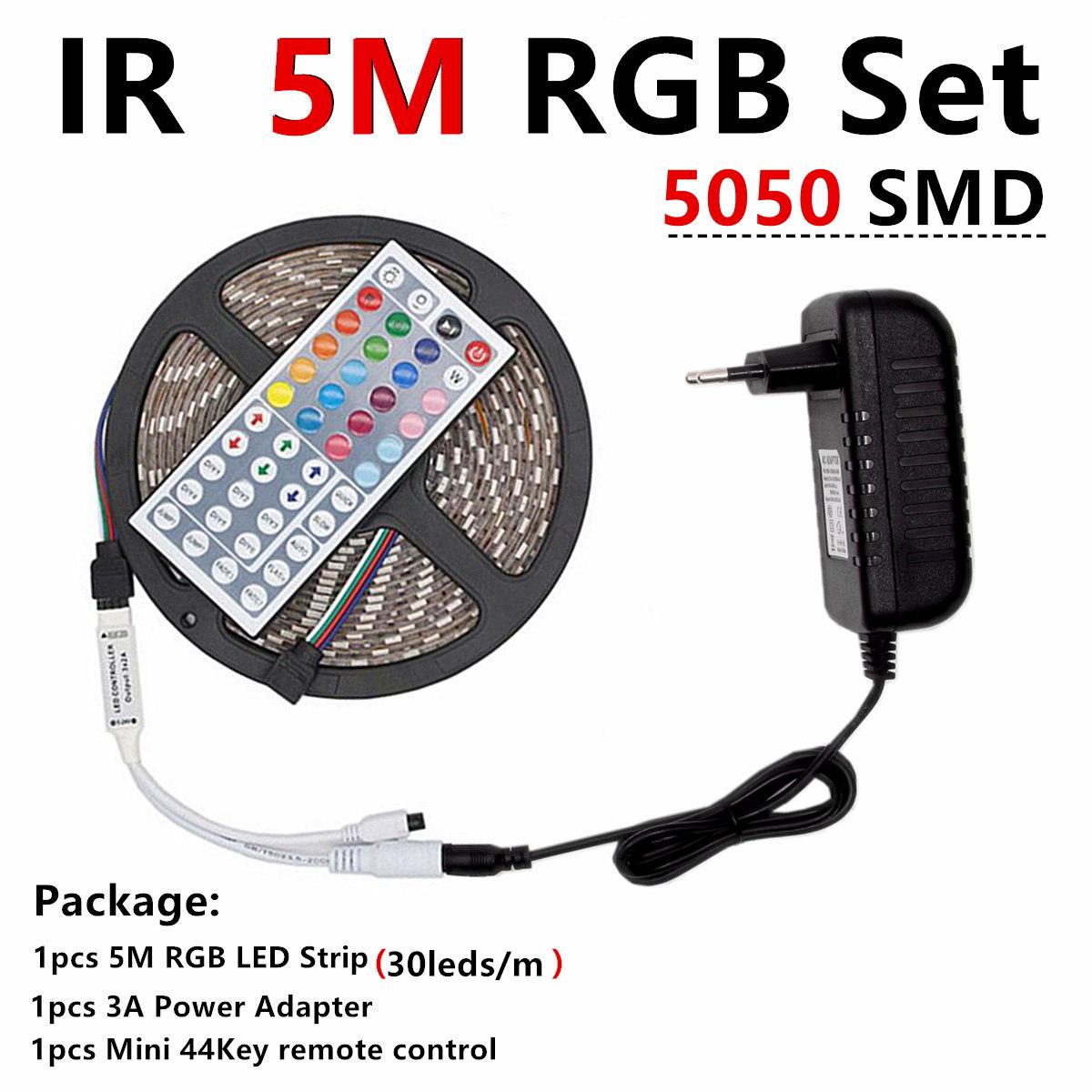 5050 LED Set 5 M IR