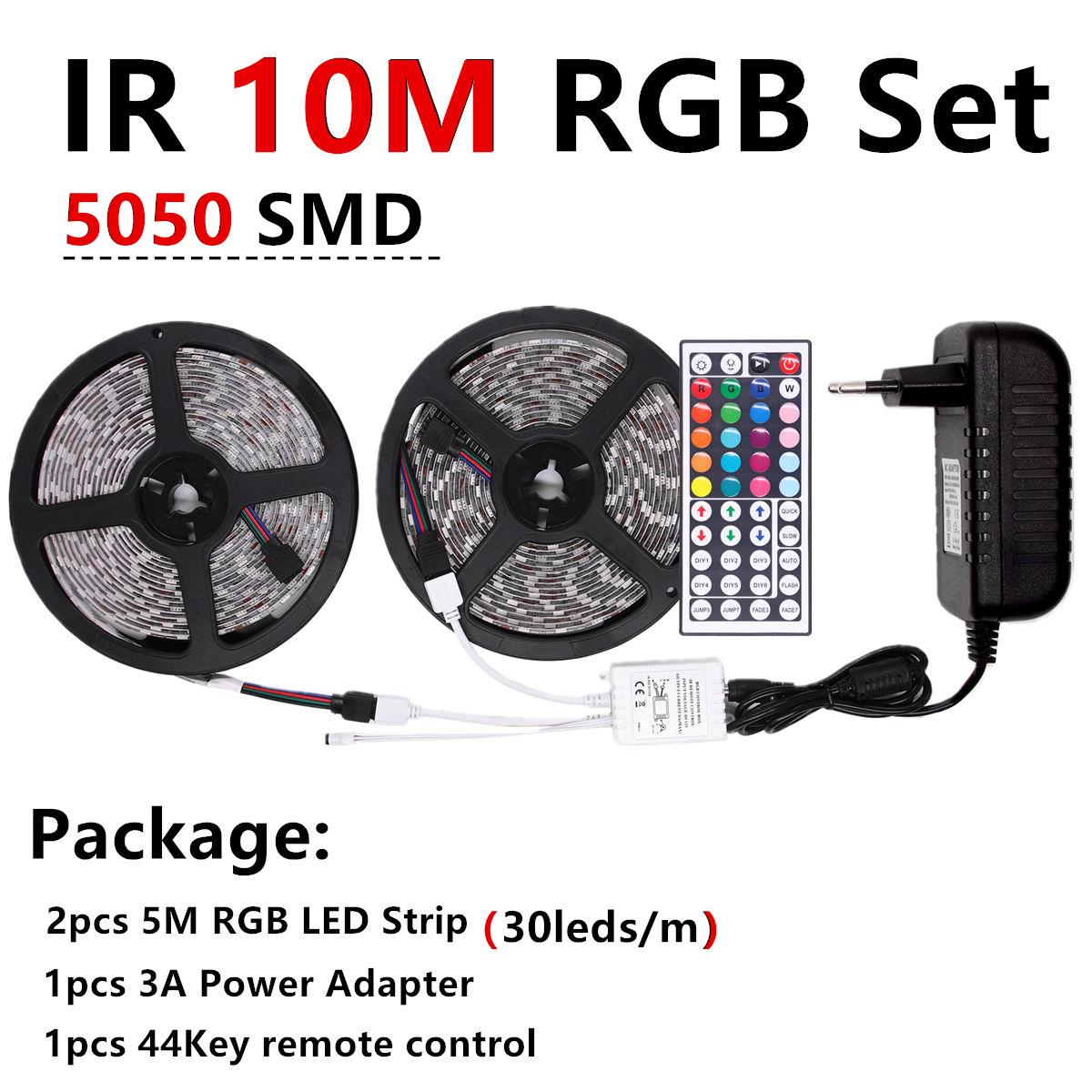 5050 Set LED IR 10M