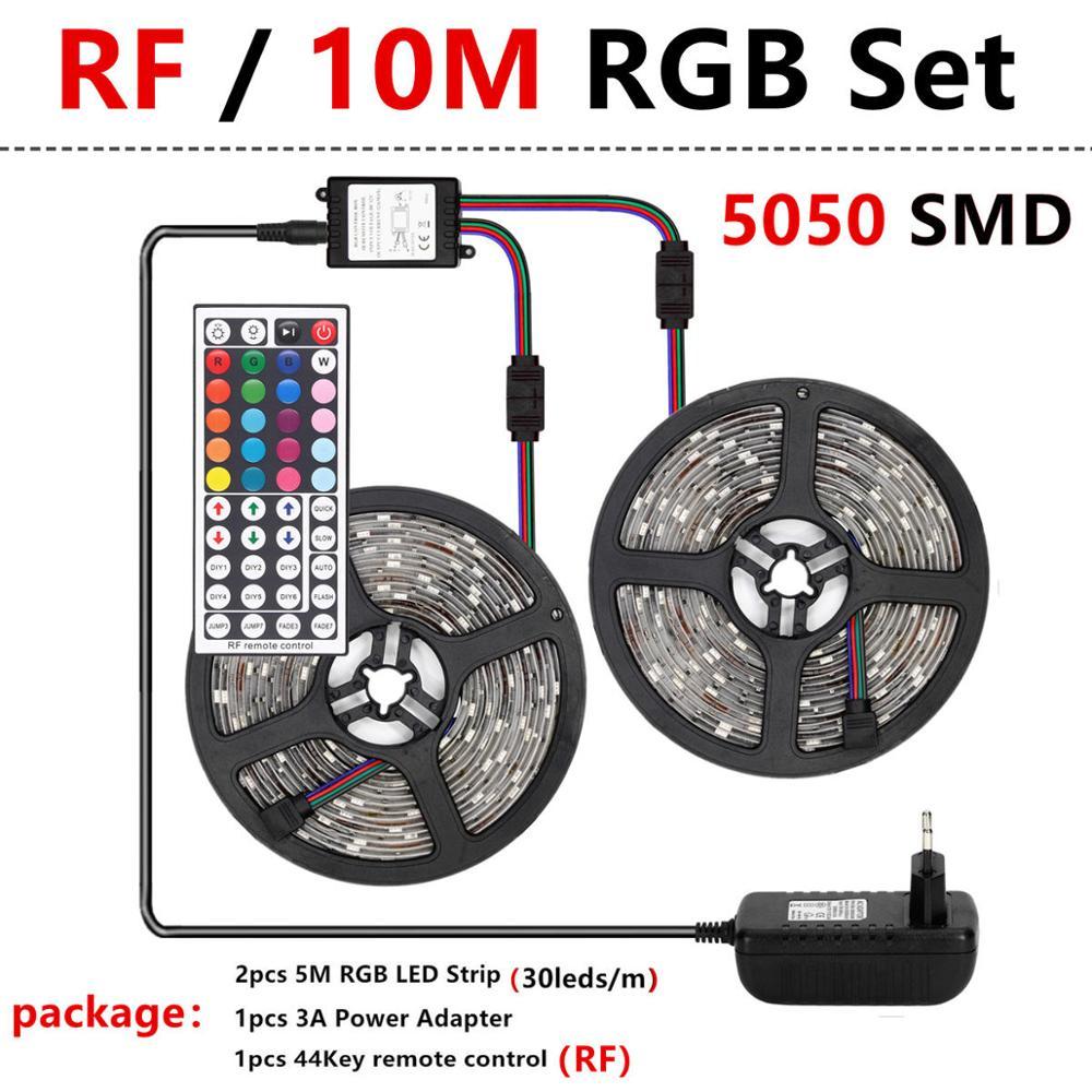 5050 RGB 10M Set RF