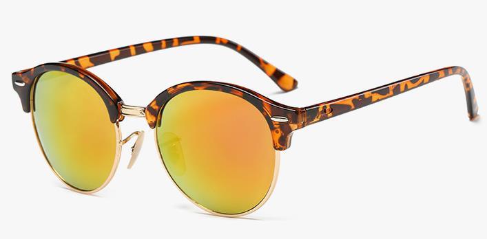 Леопард оранжевый