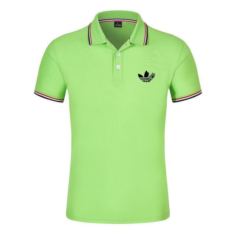 Vert fluorescent