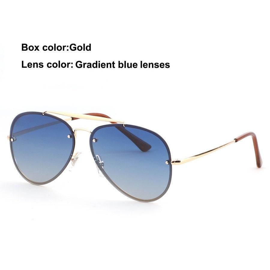 gold gradient blue
