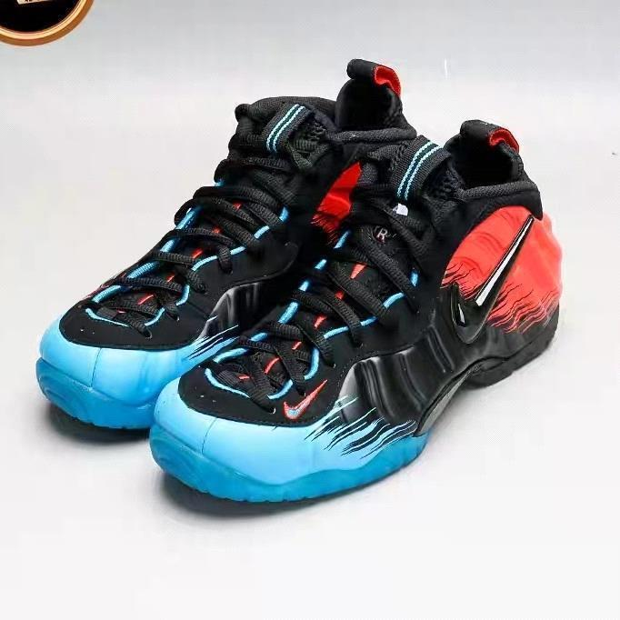 Blue Black Red Multi