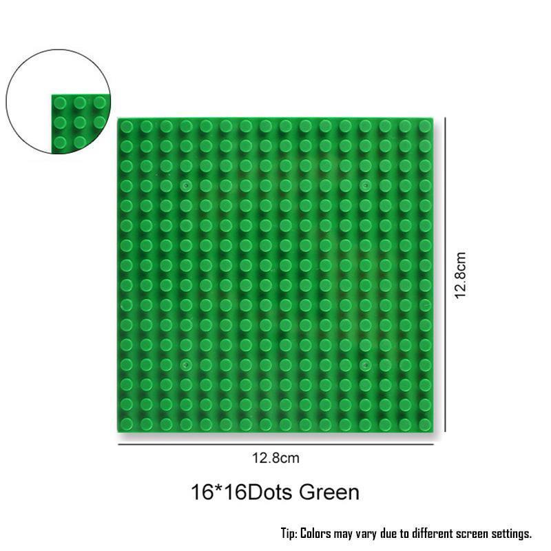16X16 Green