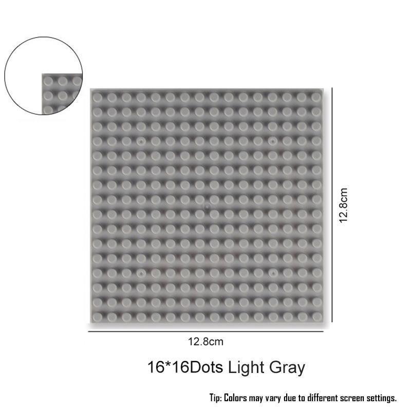 16X16 Gray