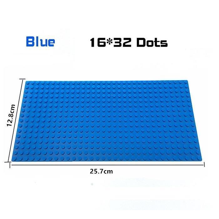 16X32 Blue