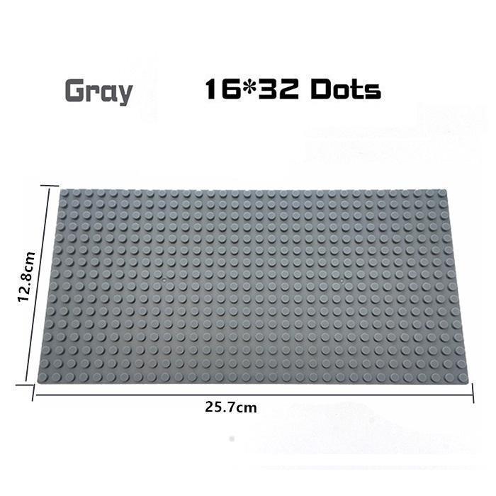 16X32 Gray