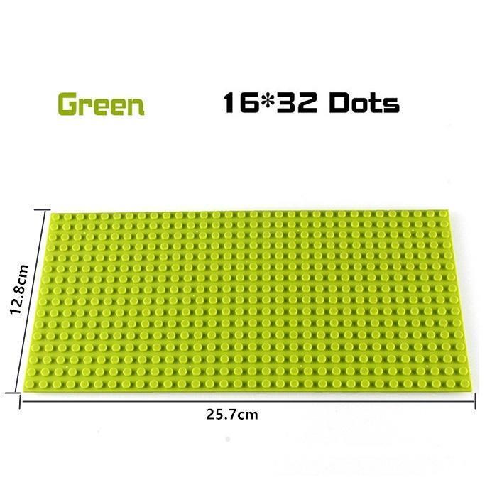 16X32 Light green