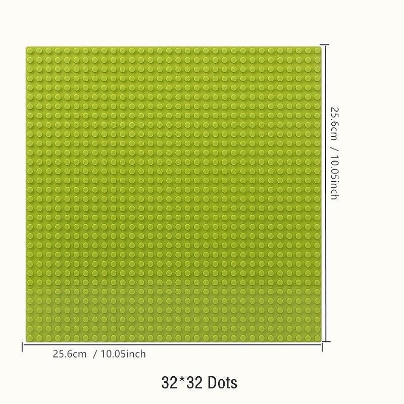 32X32 Light green