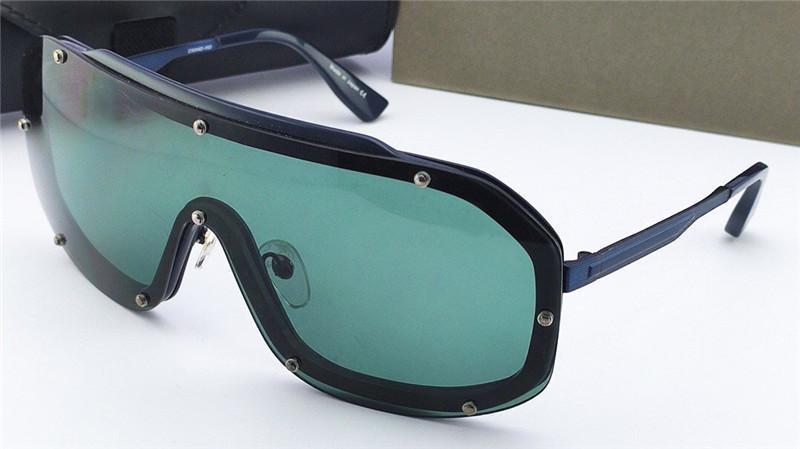 أزرق أخضر