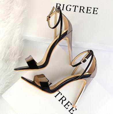Bronze (Heel 11 cm)