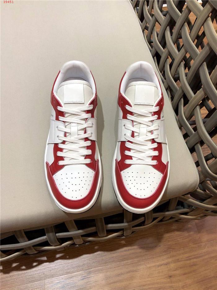 Vermelho e branco