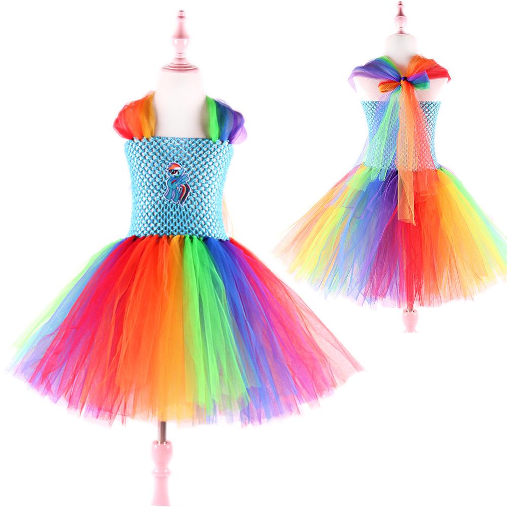 Rainbow-Colored