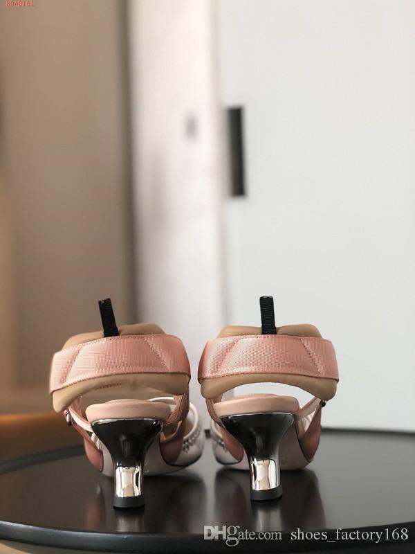 Pink high heels 5.5cm
