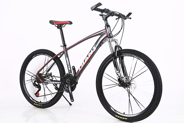Gray Red (21 Speed)